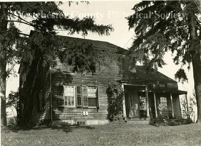 Staats Hammond House Site *