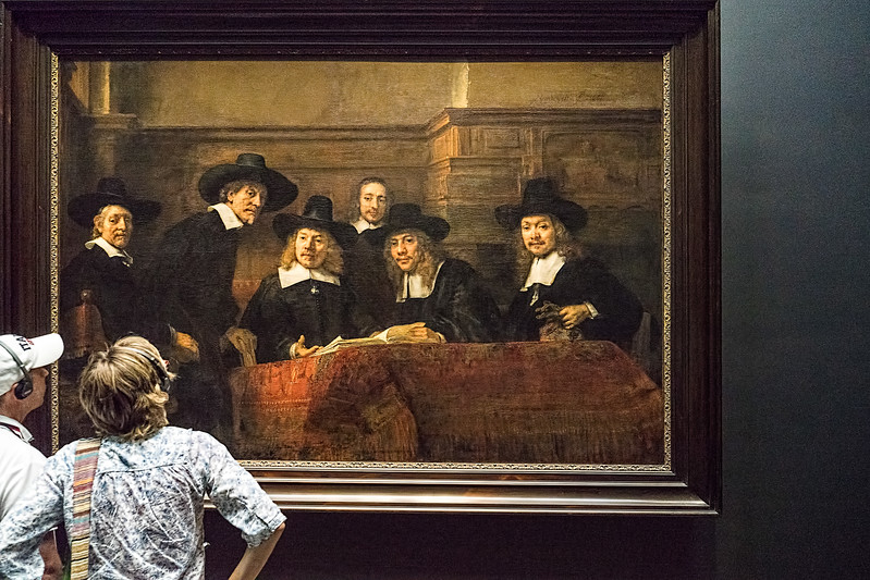 Dutch Masters Admirerers