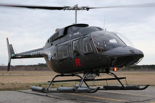 "1989 Bell 206L-3 ""Long Ranger III"", Norfolk, 16Feb20"