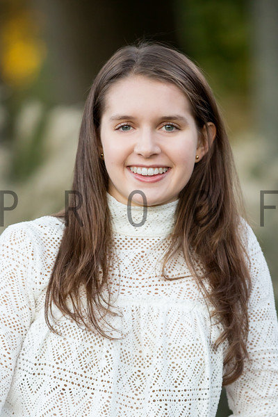 K Munyan Senior Portraits