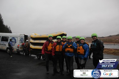 11 01 2020 Rafting the River Orchy
