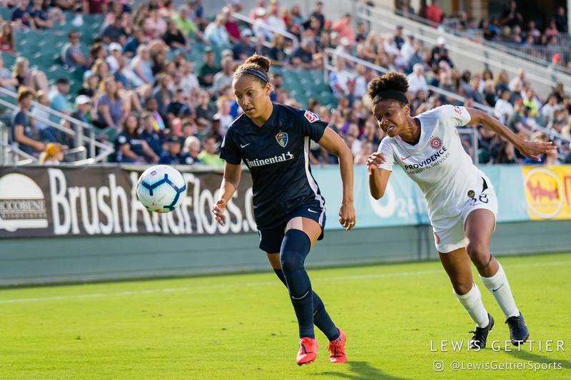 NWSL Regular Season Week 9 - NC Courage vs Portland Thorns FC