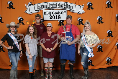 36th Annual PLS&R Cookoff Awards Friday