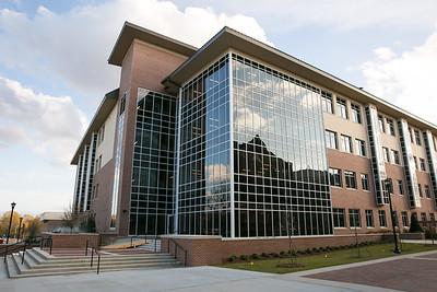Spearman C. Godsey Center Exterior Images