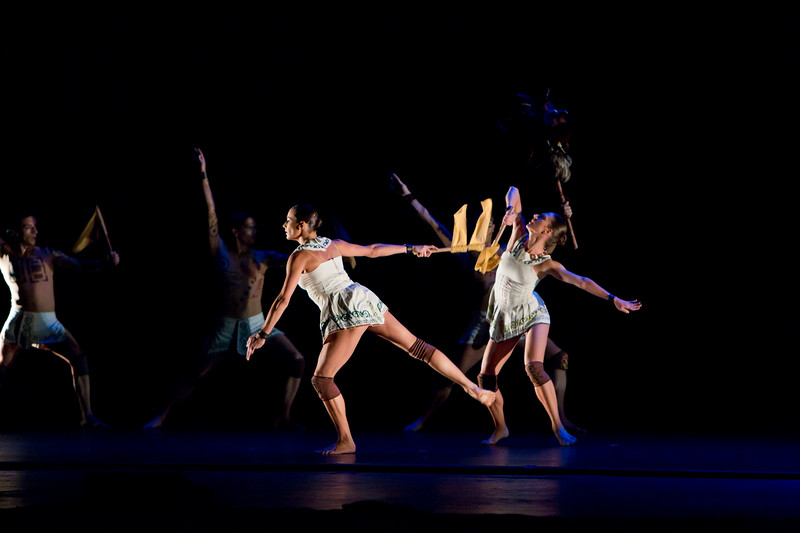 5th Annual Festival of the Arts Boca presents Ballet Hispanico followed by a VIP reception