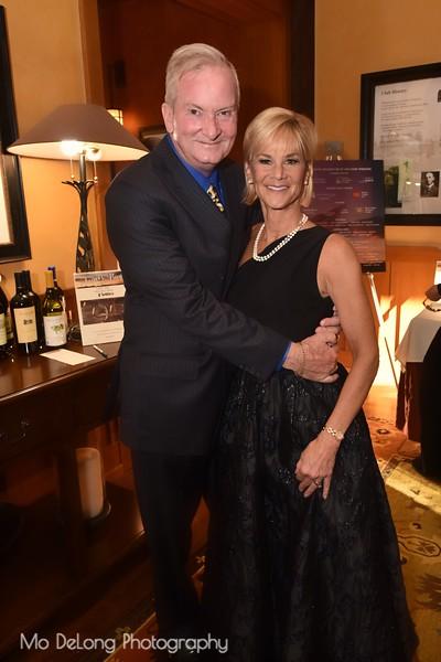 Keith and Kathleen Wookcock