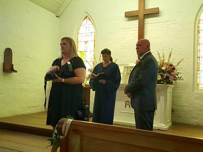David & DeeDee's wedding
