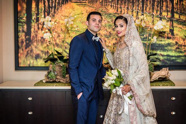 Rabia + Zeshan