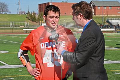 4/19/2014 - NCAA D1 - Syracuse University vs. Hobart College - Boswell Field, Geneva, NY