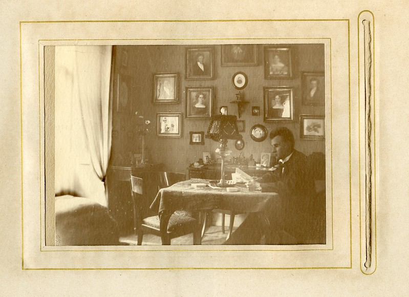 Johanne Hedemanns Album billede nr. 122