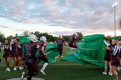 Canal Winchester vs New Albany 10/4/19