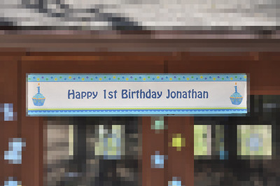 Jonathan's Birthday Party Full set