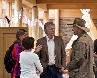 Waterston Desert Writing Prize Fourth Annual Awards Reception & Ceremony  @ High Desert Museum 6-26-2019