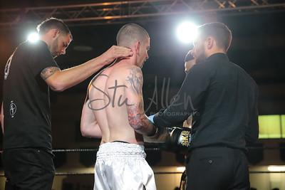 Johno Anderson Muay Thai