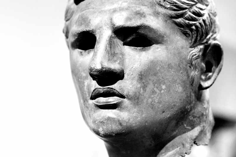 Faces of the Getty Villa