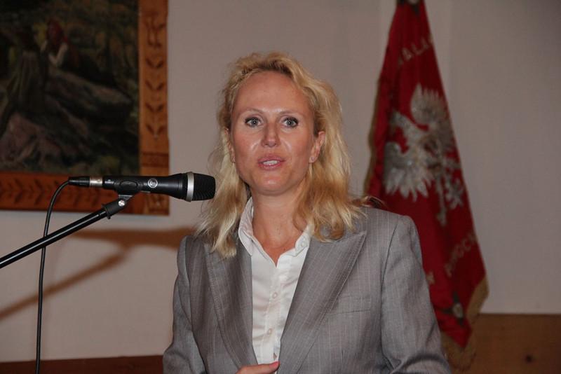 Konsul Paulina Kapuscińska w Góralskim