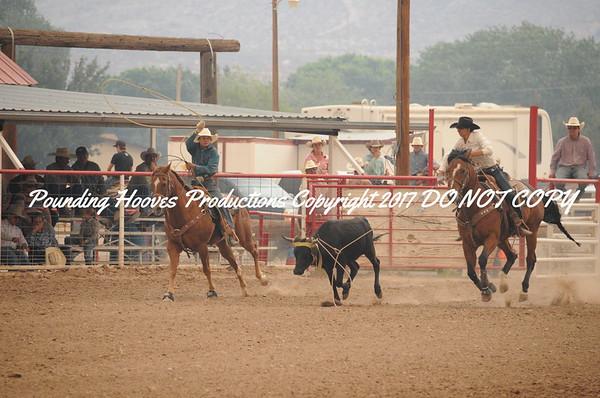 Sierra County 6-22-13 Jr Team Roping