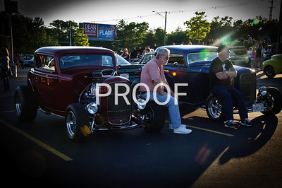 Bass Pro cruise night 14June12 Foxborough MA