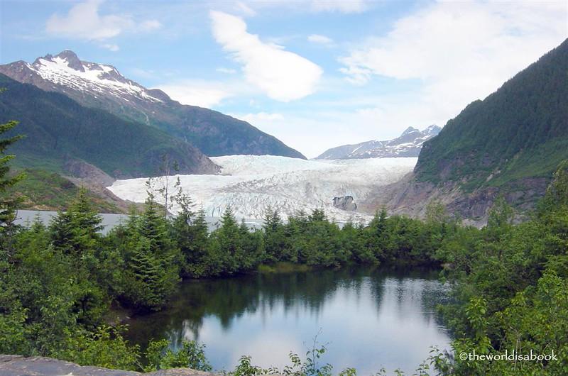 mendenhall glacier alaska