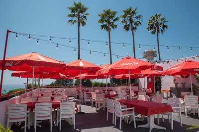 Ruby's Diner Laguna Beach Patio and More