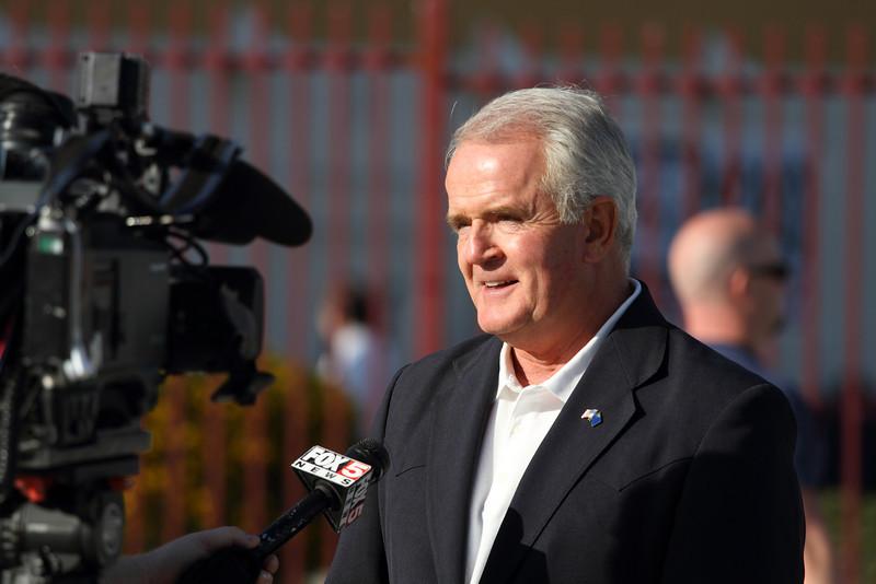 Governor Jim Gibbons