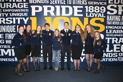 TAMU-C FFA Invitational LDE