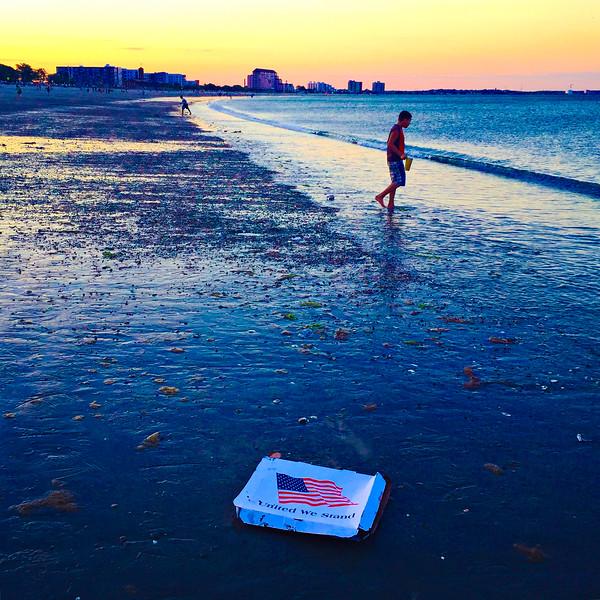 Revere Beach. Boston