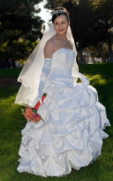 Amy and Li Wedding 2010