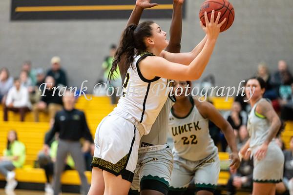 Framingham State women's basketball 11/23/2019