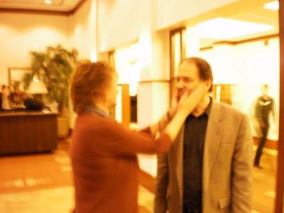 Mark Asbaugh Reception