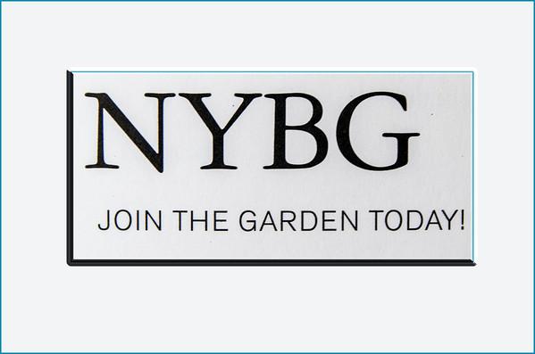 NY Botanical Gardens - Aug 2017