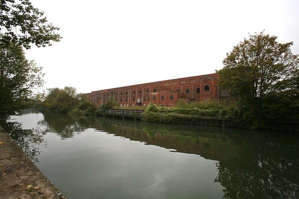 2008 northampton power station
