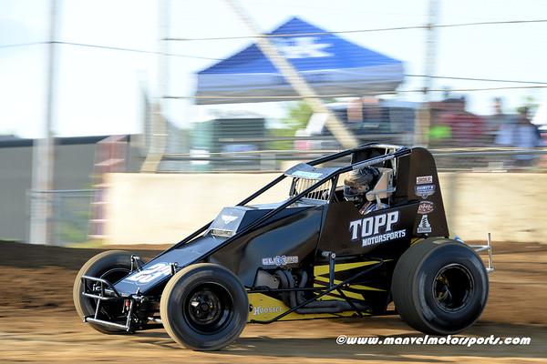 Lawrenceburg Speedway 10 July 2016