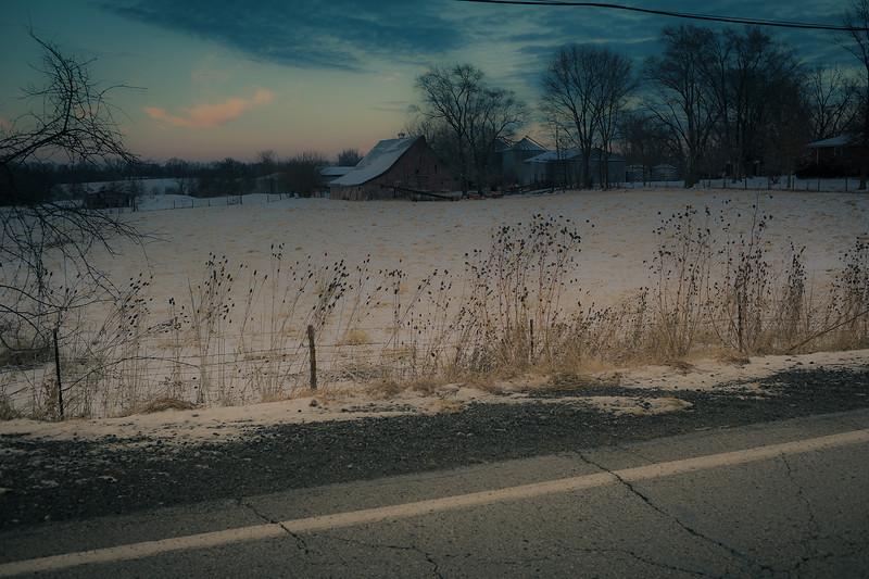 cold Missouri