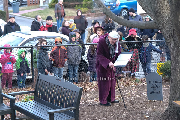 """""""A Christmas Carol"""" in Sea Cliff  on 12-8-19.  all photos by Rob Rich/SocietyAllure.com ©2019 robrich101@gmail.com 516-676-3939"""