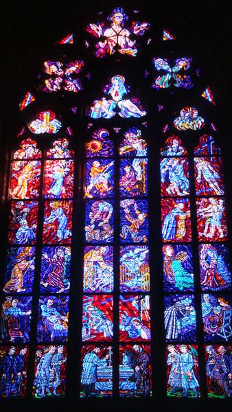 St Vitus Cathedral window 2.JPG