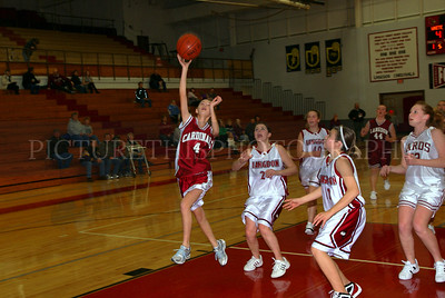 Girls Basketball 2010-2011