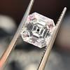 2.02ct Vintage Asscher Cut Diamond GIA E VVS2 17