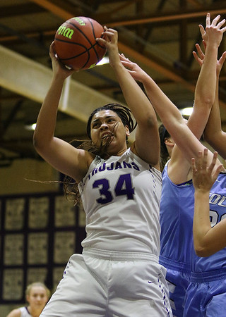Downers Grove South vs. Downers Grove North girls basketball