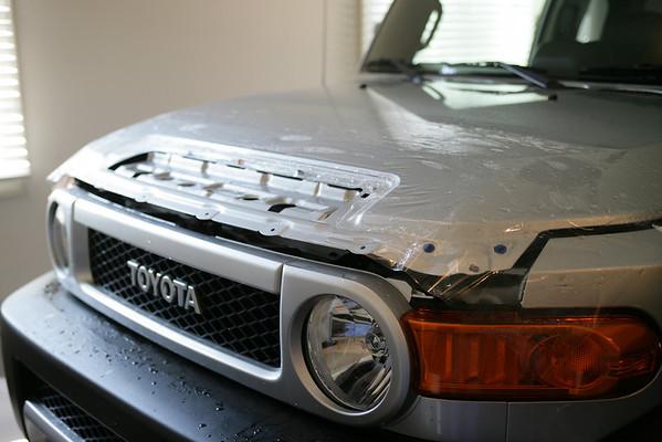 08 Toyota FJ Cruiser