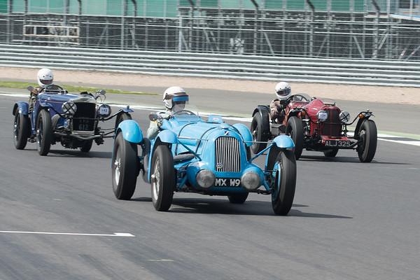 2017 Silverstone Formula Vintage