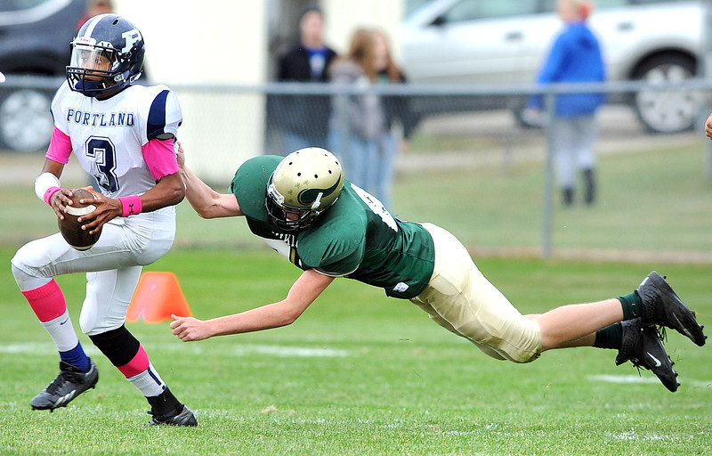 Portland trounces Oxford Hills