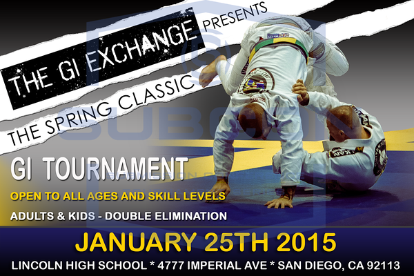San Diego Spring Classic High Resolution for Purchase - January 25, 2015