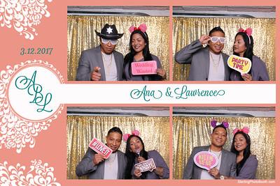Ana & Lawrence's Wedding