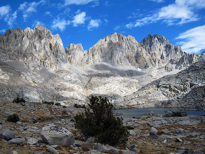 North Lake to South Lake, JMT - September 2012