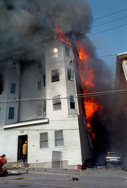NEW--1992 May 28 5th Alm 32 Clarendon St