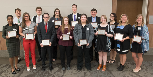 2019 Student Awards Recognition