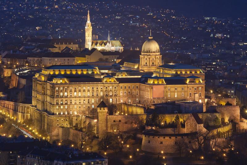 Royal Palace, Budapest