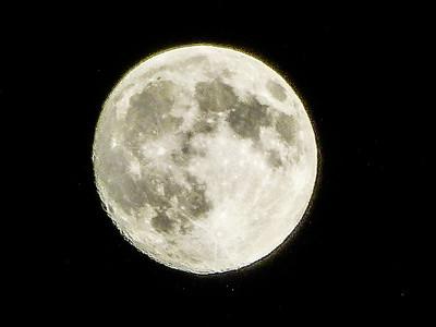 2013 Summer Soltice Moon