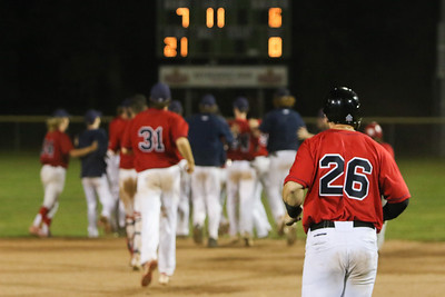 Red Sox vs. Baycats August 20